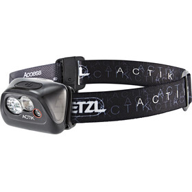 Petzl Actik Headlamp black